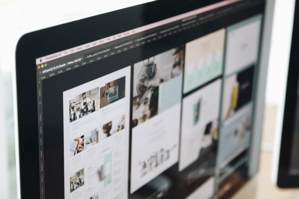 Webdesign, Erstellung von Webseiten Senderek EDV