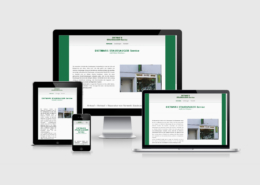 Senderek EDV Service - Referenzen - Webdesign - dietmars-staubsauger.de