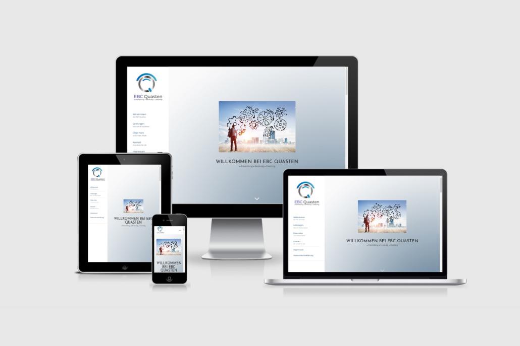 Senderek EDV Service - Referenzen - Webdesign - ebc-quasten.de